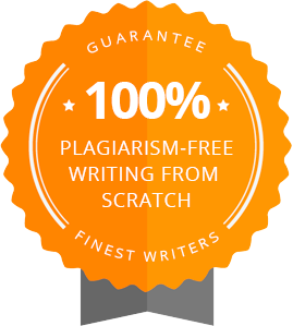 100% plagiarism-free writing from scratch